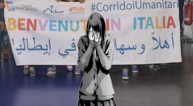 Vicenza, Profugo tenta di stuprare ragazzina mentre torna a casa: libero!