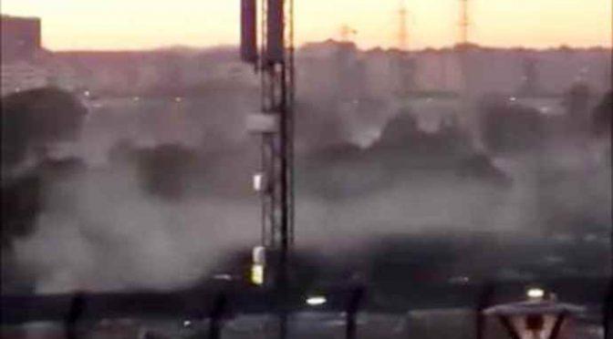 """Cittadini esasperati bruciano rifiuti, Salvini: """"Tempo di intervenire"""""""