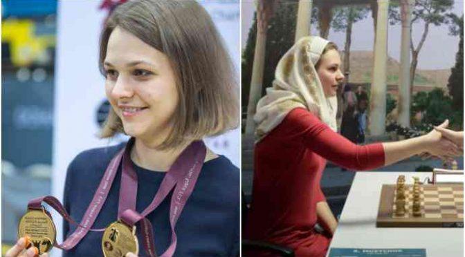 Campionessa in carica non partecipa a mondiali di scacchi in Arabia Saudita: ha rifiutato vestito islamico