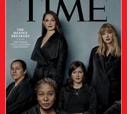 """Le 'molestate' sono """"persona dell'anno"""" per Time"""