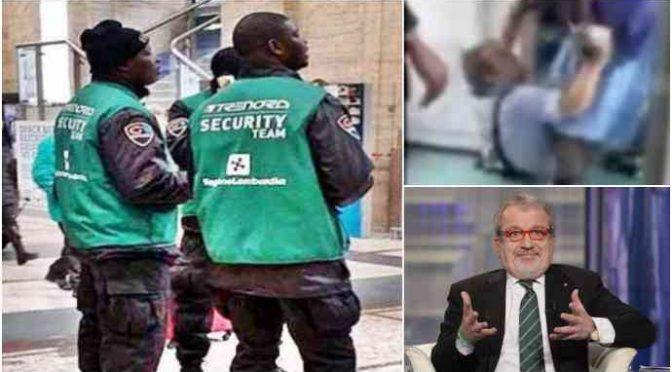Trenord, licenziato Capotreno aggredito da senegalese: ha osato difendersi