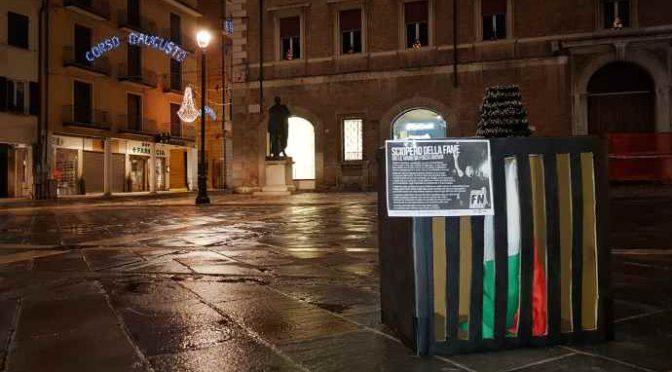 Arrestati per resistenza a sfratto italiani, proteste in tutta Italia