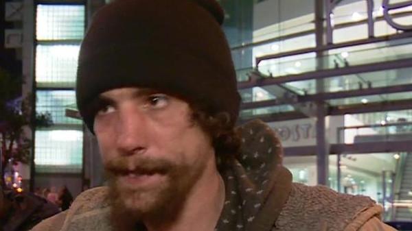 Il senzatetto 'eroe' di Manchester in realtà stava derubando vittime