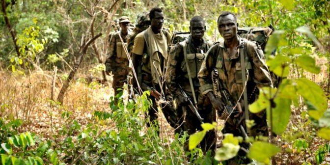 Turisti spagnoli sequestrati e stuprati da miliziani senegalesi