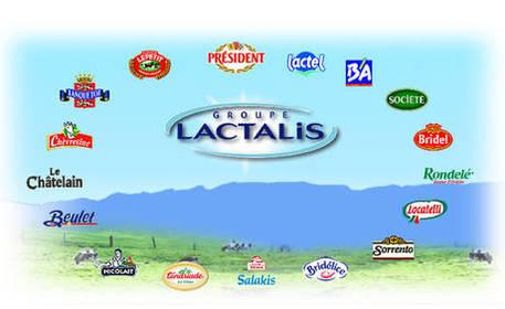 Multinazionale francese Lactalis ritira latte bebè in 83 Paesi