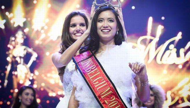 Miss Belgio è straniera e bruttina, rivolta social