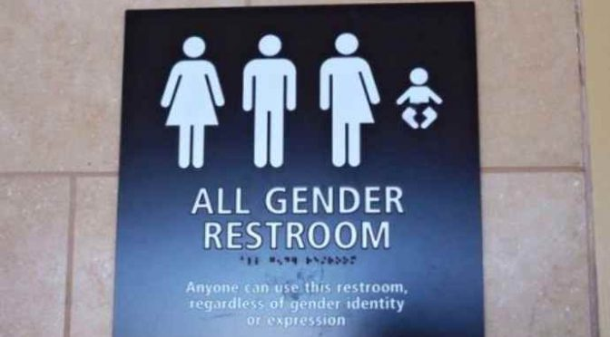 """Londra: nelle nuove toilette pubbliche sarà più facile stuprare, sono """"gender-neutral"""""""
