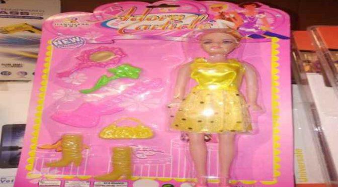 Le bambole cinesi che avvelenano le vostre figlie