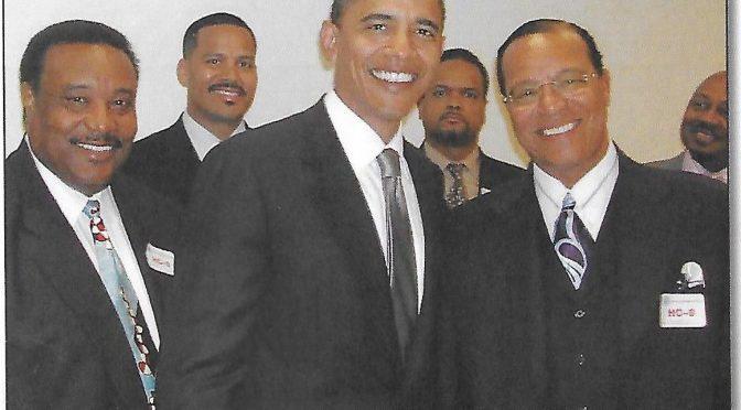 Foto di Obama con estremista afro-islamico tenuta segreta per anni