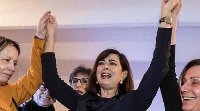 Fotomontaggio Boldrini come Pamela: DIGOS piomba a casa responsabile