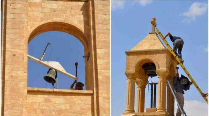 Eurabia: campane silenziate per non disturbare, Imam può chiamare alla preghiera