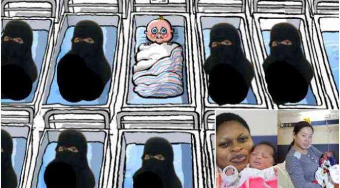 Primi nati 2018, tanti (troppi) figli di immigrati