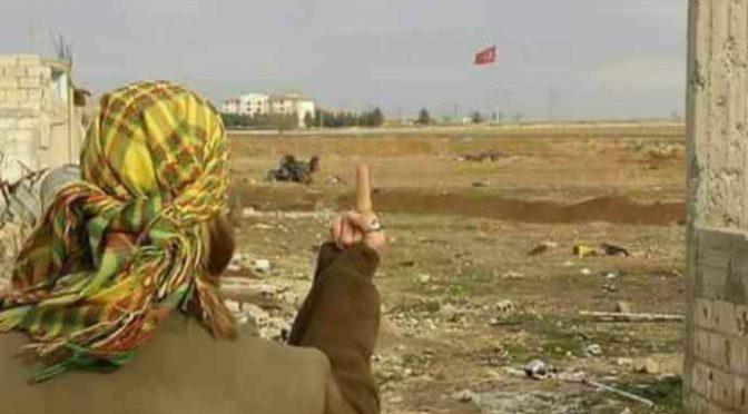 Turchia in soccorso di ISIS, offensiva contro i Curdi