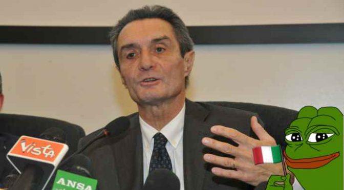 "Lombardia, Fontana: ""Moratoria immigrati"", Gori: ""Permesso a clandestini"""