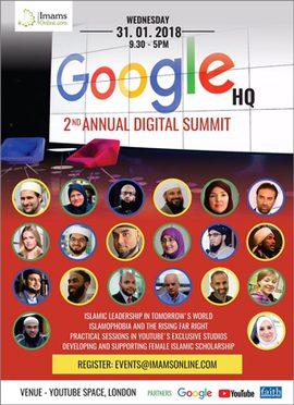 Google patrocina simposio con estremisti islamici favorevoli a lapidazione