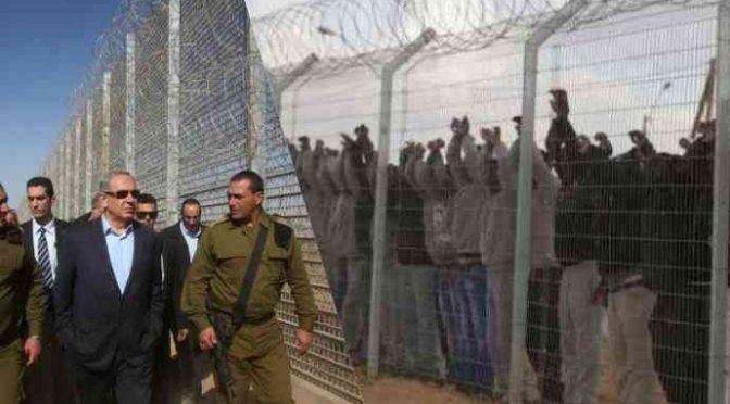 """Israele ha già espulso 20mila clandestini: """"Ora tocca agli altri 40mila"""""""