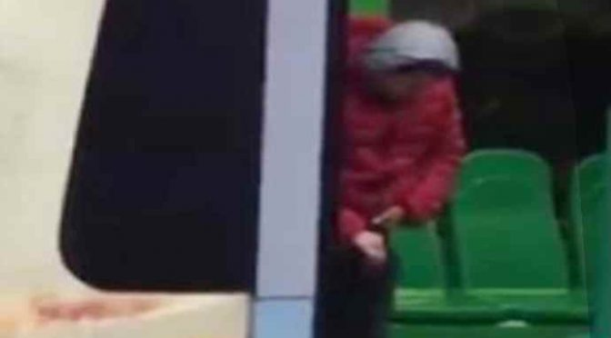 Mlano, Risorsa fa pipì sul tram  – VIDEO