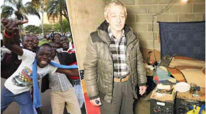 Tre profughi italiani vivono in scantinato, Comune PD ospita 150 africani