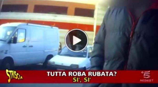 Un centinaio di arresti e indagati: bambini rom razziavano i cittadini