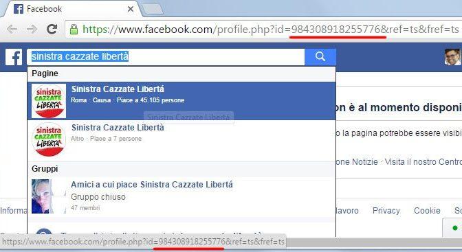Non c'è posto per la satira di destra su Facebook, chiusa pagina Sinistra Caxxate e Libertà