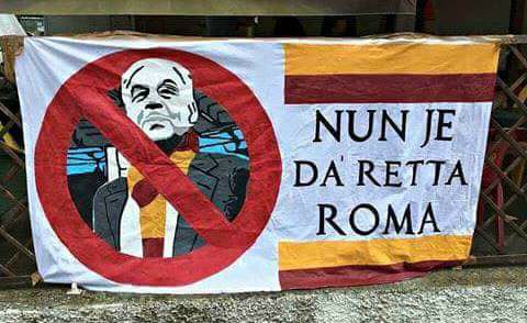 Americanata di Pallotta, paragona ultras Roma a bombe mafiose