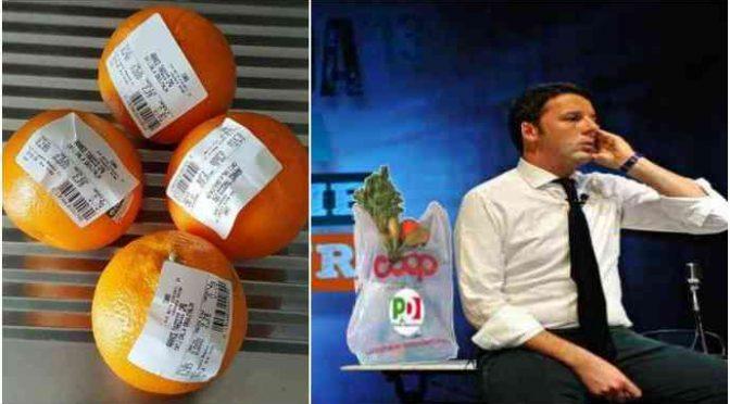 Rivolta social contro la tassa sui sacchetti del PD