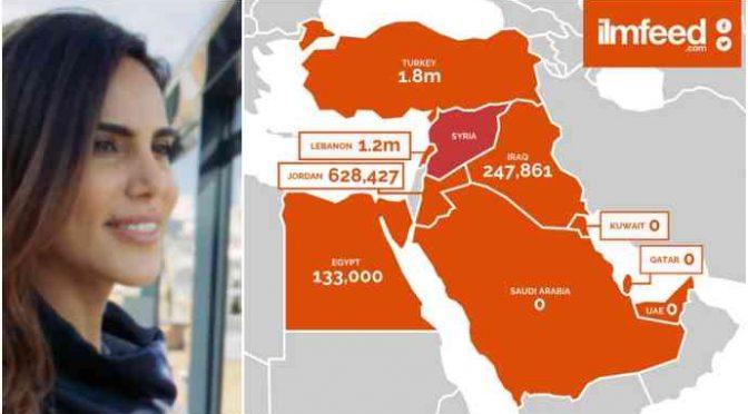 La principessa araba che non vuole profughi nel suo Paese