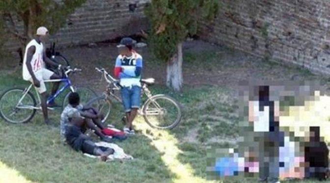 Ragazzine si vendono ai nordafricani in cambio di droga