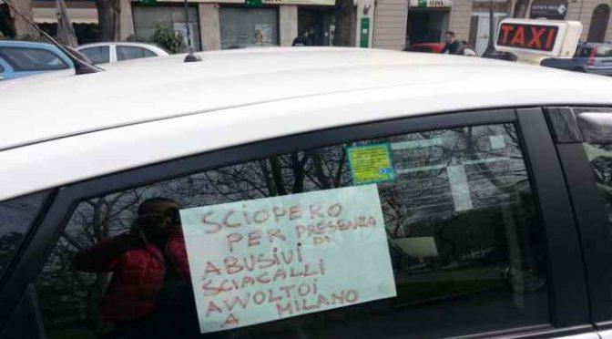 Tassista abusivo albanese violentava le clienti a Milano