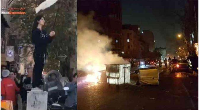 Prove di rivoluzione colorata in Iran?