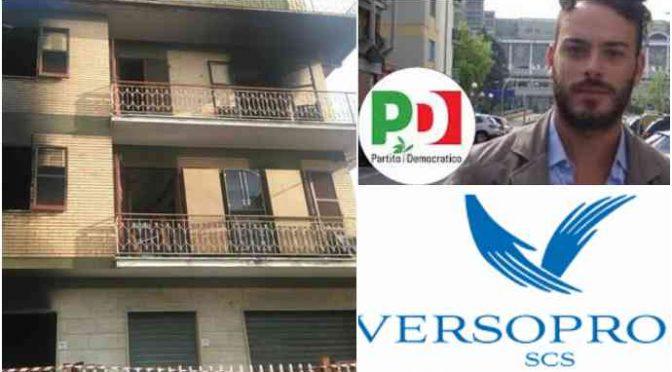 Profughi ristrutturavano l'hotel della coop del segretario PD