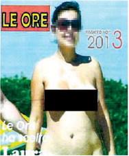 """""""Da anni incubo giudiziario per post su sosia nudista Laura Boldrini"""""""