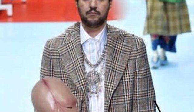 Prof universitario ossessionato dal c…o fa un fotomontaggio per insultare Salvini