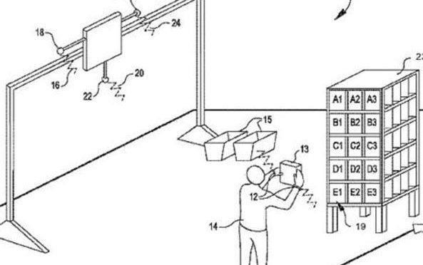 Amazon brevetta il bracciale elettronico per i dipendenti