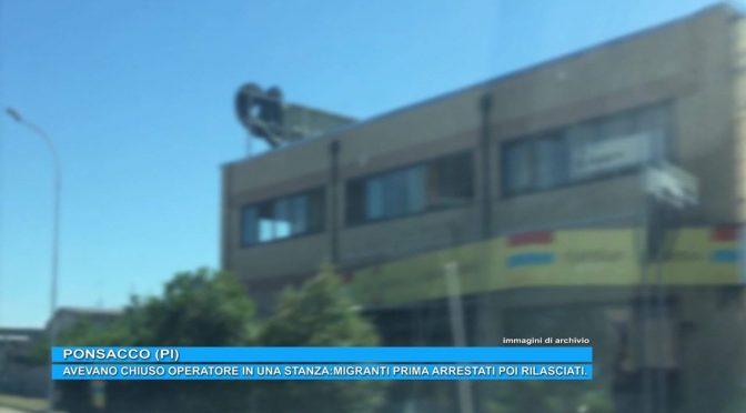 Profughi sequestrano operatore, arresto dura 24 ore – VIDEO