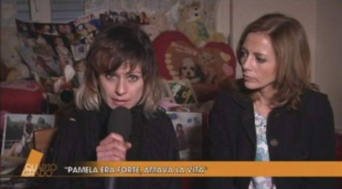 """Pamela, la mamma furiosa: """"Altro che overdose, l'hanno fatta a pezzi"""" – VIDEO"""