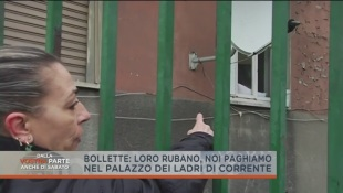Italiani pagano le bollette, 'loro' no – VIDEO