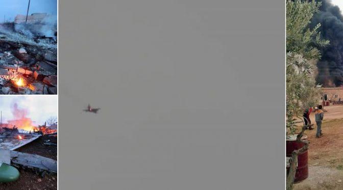 Siria, abbattuto jet russo: islamici uccidono pilota – VIDEO