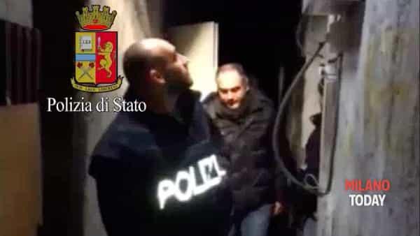 Banda multietnica: 27 kg. di droga nella casa popolare – VIDEO