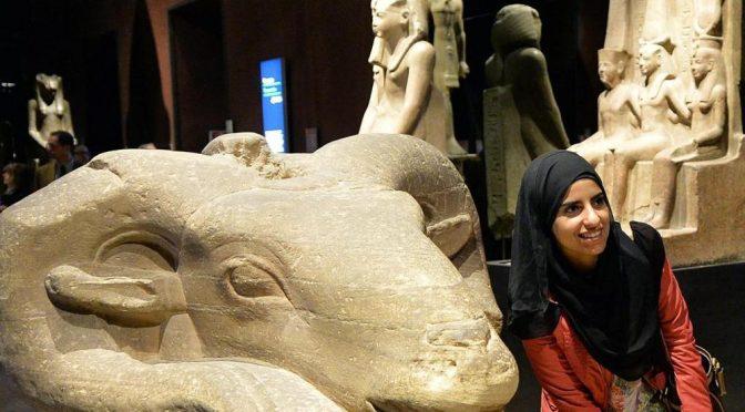 Museo Egizio: anche le guide sono Arabe