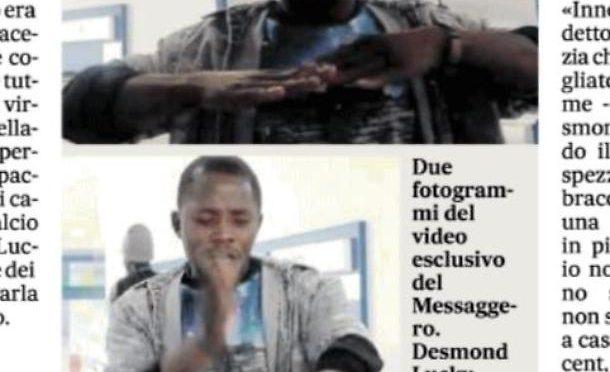 Pamela: quarto nigeriano indagato, mattanza africana