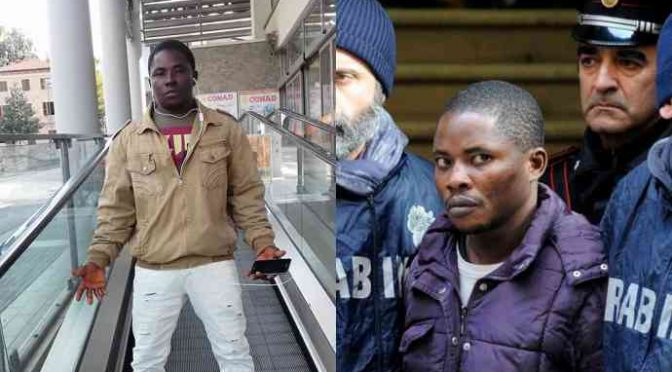 Pamela, nigeriano arrestato in sala scommesse: si giocava la paghetta da profugo
