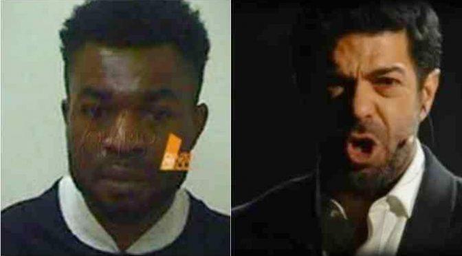 Favino balla sul cadavere di Pamela: presto in tour con Oseghale e i macellai nigeriani