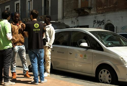 Oxfam si occupa di giovani africani anche in Toscana