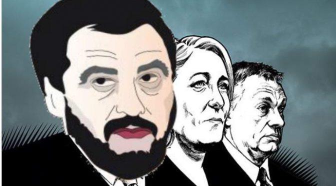 """Contatto Salvini-Orban: """"Insieme cambieremo Europa"""""""