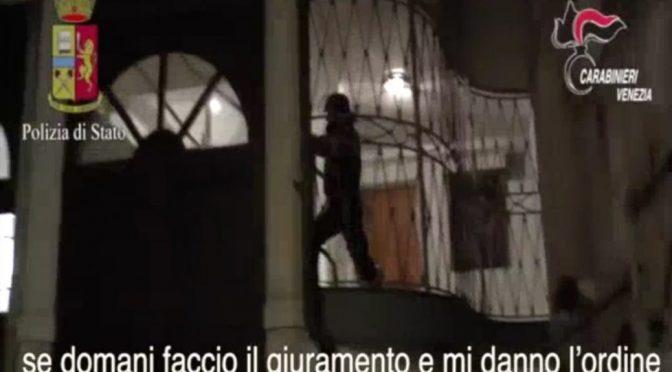 Voleva fare strage di italiani con una bomba a Rialto: baby-terrorista islamico in permesso premio