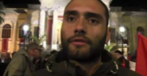 Quando Repubblica esaltava il picchiatore di Palermo – VIDEO