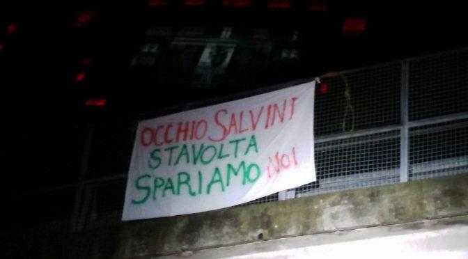 Minacce di morte a Salvini: Boldrini e Saviano mandanti morali
