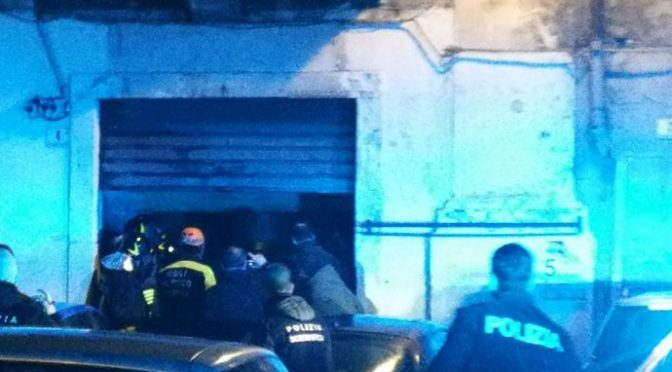 Tragedia a Catania, 3 morti in esplosione palazzina