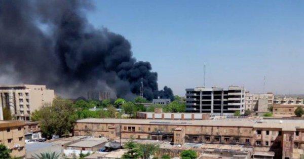 BURKINA FASO, ISLAMICI ATTACCANO AMBASCIATA FRANCESE – VIDEO